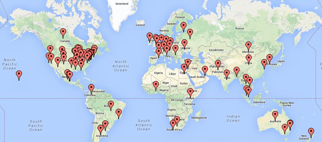 MOOC_participant_locations