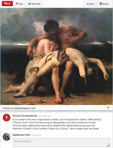 by Shorra after Bouguereau