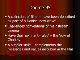 dogme 95 red list