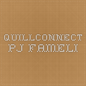 Quill connect4